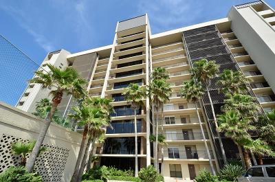 South Padre Island Condo/Townhouse For Sale: 2800 Gulf Blvd. #407