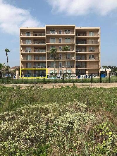 South Padre Island Condo/Townhouse For Sale: 3400 Gulf Blvd. #101