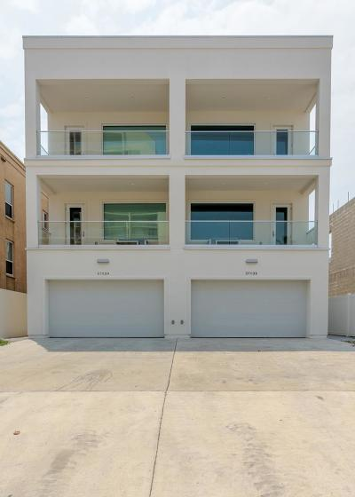 South Padre Island TX Condo/Townhouse For Sale: $899,000