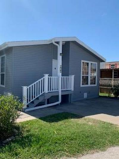 Port Isabel Single Family Home For Sale: 630 Sand Dollar Dr