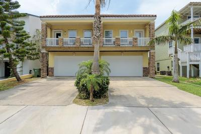 South Padre Island Condo/Townhouse For Sale: 109 E Oleander St. #A