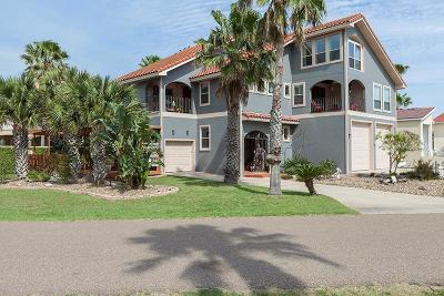 South Padre Island Single Family Home For Sale: 230 W Sunset Dr.