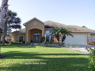 Laguna Vista Rental For Rent: 23 Laguna Madre Dr.