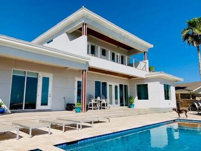 Laguna Vista TX Single Family Home For Sale: $1,250,000