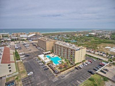 South Padre Island Condo/Townhouse For Sale: 120 S Padre Blvd. #604