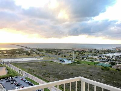 South Padre Island Condo/Townhouse For Sale: 310a Padre Blvd. #1705