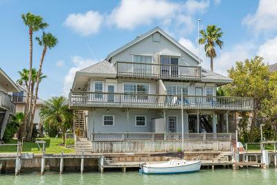 Port Isabel Single Family Home For Sale: 1064 E Scallop