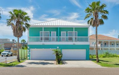 South Padre Island Condo/Townhouse For Sale: 131 E Dolphin St. #B