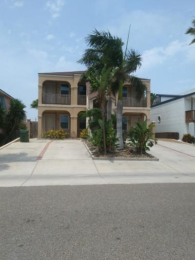 South Padre Island Condo/Townhouse For Sale: 106 W Capricorn Dr. #C
