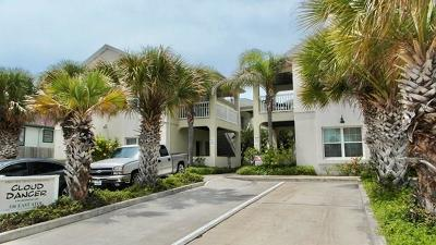South Padre Island Condo/Townhouse For Sale: 106 E Atol St. #1