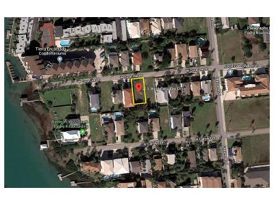 South Padre Island Residential Lots & Land For Sale: 213 W Cora Lee Dr.