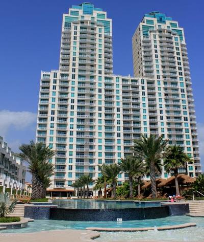 South Padre Island Condo/Townhouse For Sale: 310a Padre Blvd. #1806