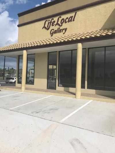 Commercial Lease For Lease: 5200 Padre Blvd.