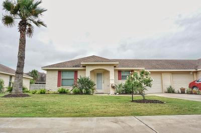Laguna Vista TX Condo/Townhouse For Sale: $118,500