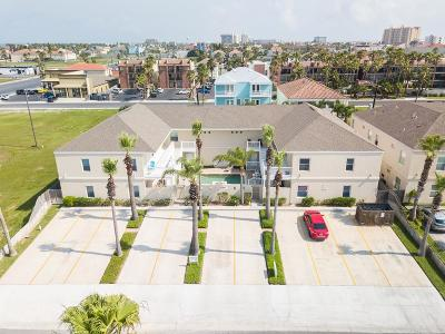 South Padre Island Condo/Townhouse For Sale: 104 E Polaris Dr. #2