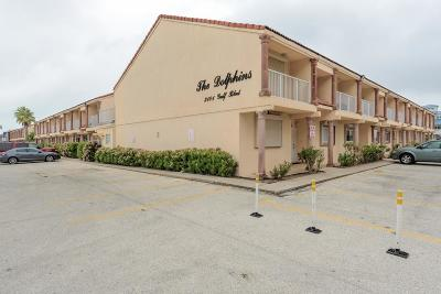 South Padre Island Condo/Townhouse For Sale: 3101 Gulf Blvd. #29