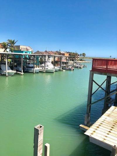 Port Isabel Single Family Home For Sale: 145 Windward Dr.
