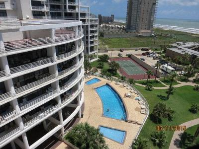 South Padre Island Condo/Townhouse For Sale: 1000 Padre Blvd. #707