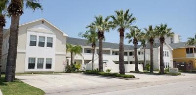 South Padre Island Condo/Townhouse For Sale: 124 E Bahama St. #3