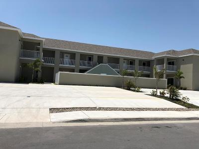 South Padre Island Condo/Townhouse For Sale: 109 E Atol St. #5