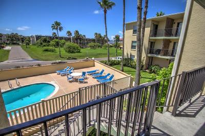 South Padre Island Condo/Townhouse For Sale: 104 E Parade Dr. #16