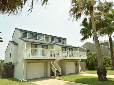 South Padre Island Multi Family Home For Sale: 108 E Georgia Ruth Dr. #A B C