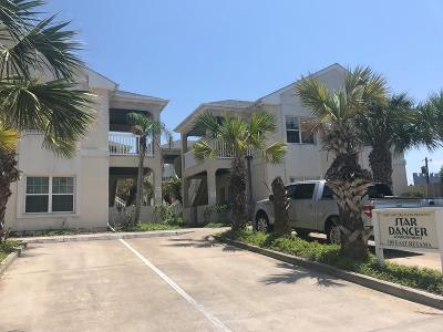 South Padre Island Condo/Townhouse For Sale: 109 E Retama St. #3