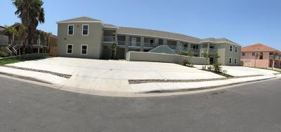 South Padre Island Condo/Townhouse For Sale: 109 E Atol St. #9