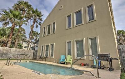 South Padre Island Condo/Townhouse For Sale: 112 E Oleander St. #4