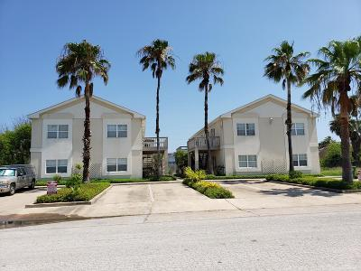 South Padre Island Condo/Townhouse For Sale: 114 E Bahama St. #8