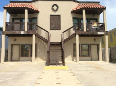 South Padre Island Condo/Townhouse For Sale: 122 E Polaris Dr. #4
