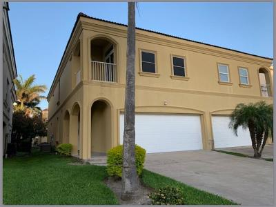 South Padre Island Condo/Townhouse For Sale: 6506 Bayview Ave.