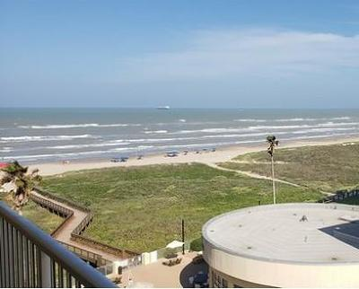 South Padre Island Condo/Townhouse For Sale: 340 Padre Blvd. #602-B