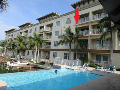 South Padre Island Condo/Townhouse For Sale: 5909 Padre Blvd. #302