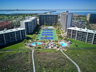 South Padre Island Condo/Townhouse For Sale: 406 Padre Blvd. #206