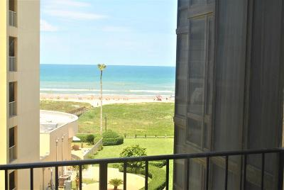 South Padre Island Condo/Townhouse For Sale: 334 S Padre Blvd. #501