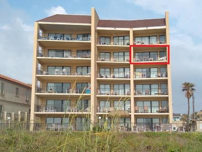 Bayview, Laguna Heights, Laguna Vista, Port Isabel, South Padre Island Condo/Townhouse For Sale: 5400 Gulf Blvd. #506