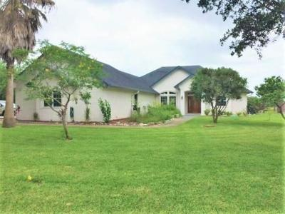 Los Fresnos Single Family Home For Sale: 39612 Palm Dr