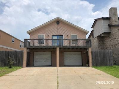 South Padre Island TX Single Family Home For Sale: $199,000