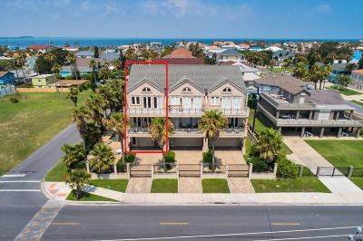 Bayview, Laguna Heights, Laguna Vista, Port Isabel, South Padre Island Condo/Townhouse For Sale: 2801 Gulf Blvd. #A