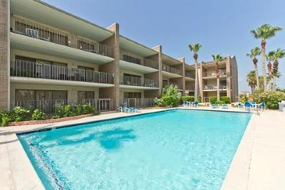 South Padre Island Condo/Townhouse For Sale: 111 E Morningside Dr. #307