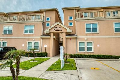 South Padre Island Condo/Townhouse For Sale: 102 E Marlin St. #2
