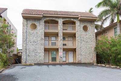 South Padre Island Condo/Townhouse For Sale: 109 E Gardenia St. #201