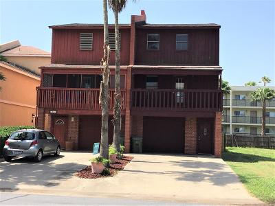 South Padre Island Condo/Townhouse For Sale: 113 Georgia Ruth Dr. #B
