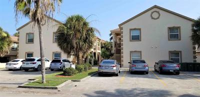 South Padre Island Condo/Townhouse For Sale: 120 E Campeche St. #2