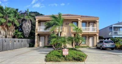 South Padre Island Condo/Townhouse For Sale: 116 E Lantana St. #B