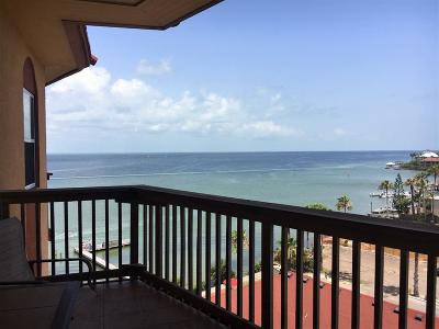 South Padre Island Condo/Townhouse For Sale: 4901 Laguna Blvd. #608