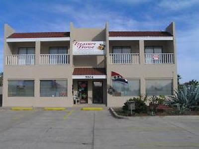 South Padre Island Commercial For Sale: 5504 Padre Blvd.