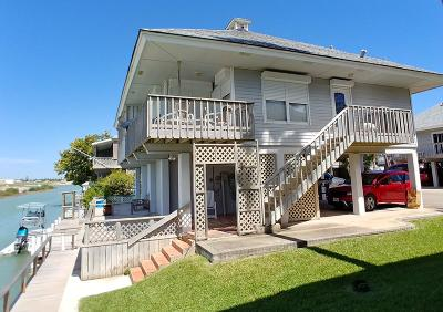 Port Isabel Single Family Home For Sale: 1044 W Scallop