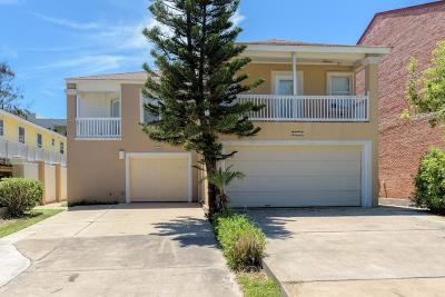 South Padre Island Condo/Townhouse For Sale: 115-B E Georgia Ruth Dr. #B